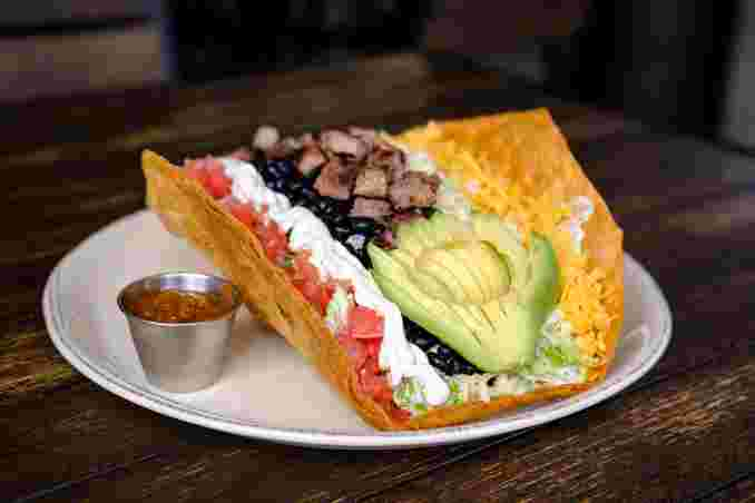 Big @$$ Taco Salad