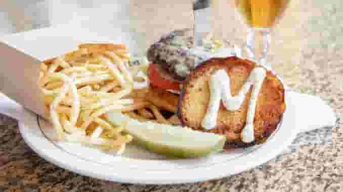 Mimosa Burger