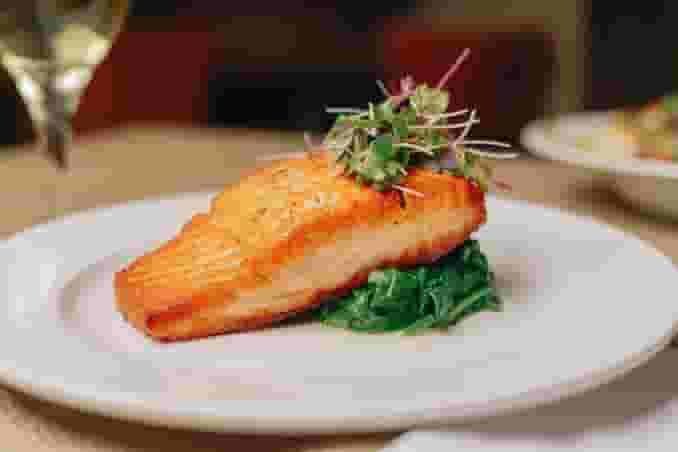 Pan Seared Salmon