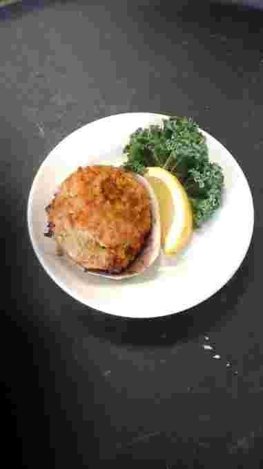 Stuffed Quahog