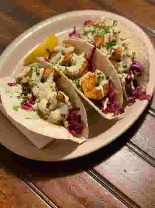 Grilled Shrimp Tacos (3)