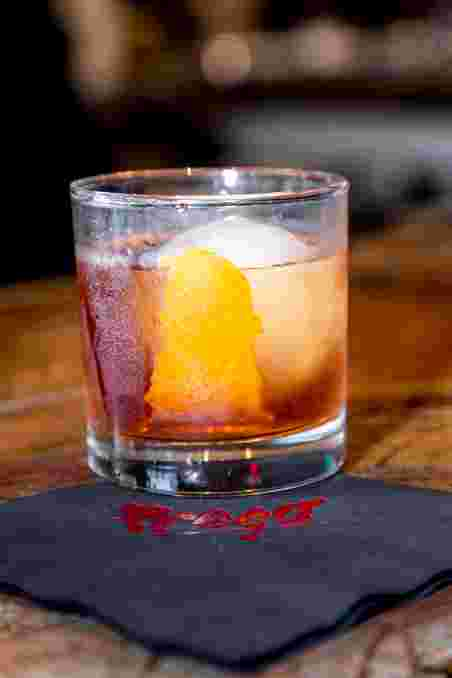 Dean's Old Fashioned