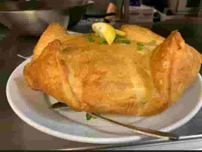 North Atlantic Seafood Pot Pie