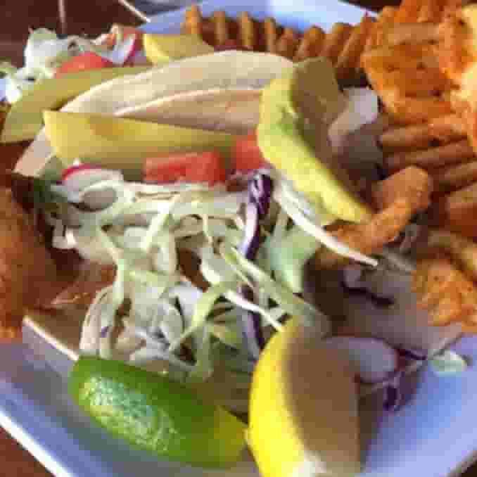 Key West Grouper Taco
