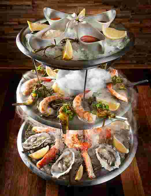 The Winery Petite Seafood Tower