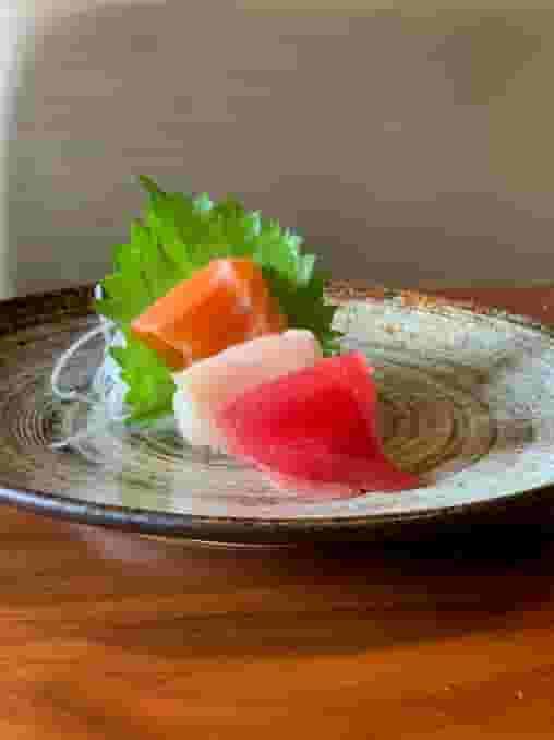 Sashimi Sampler (3pc)