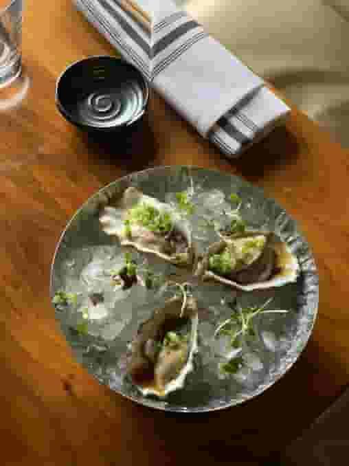 Fresh Oyster (3pc)