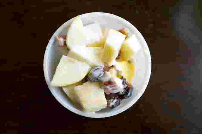 Apples And Cream