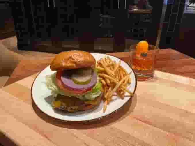 OBCH Cheeseburger