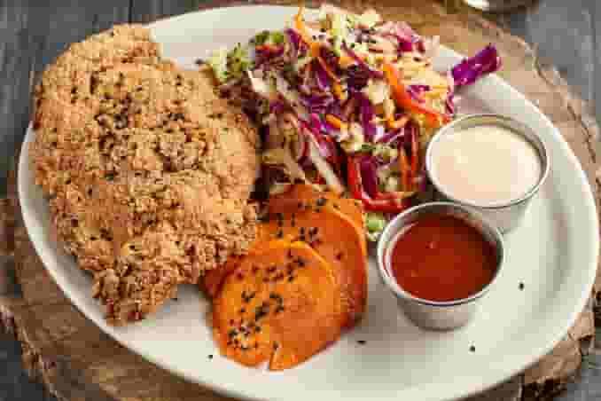 #1 Korean Fried Chicken