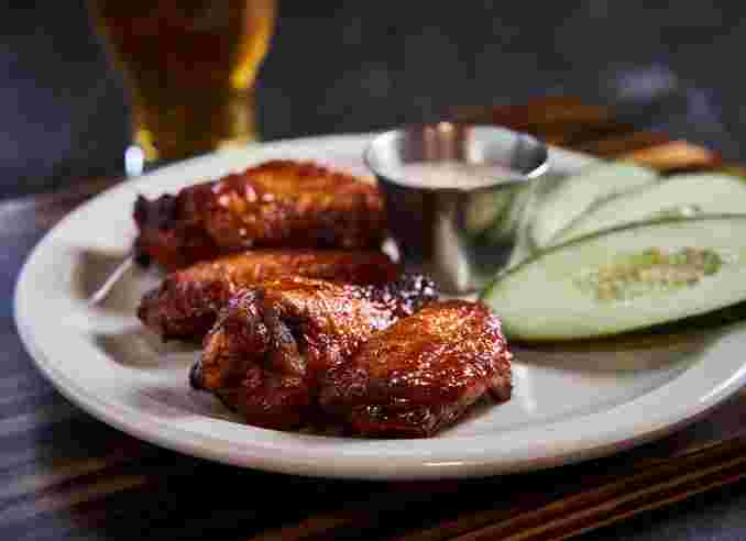 Ale House Wings
