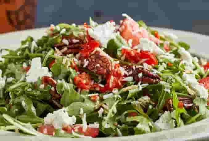Berry Arugula Salad