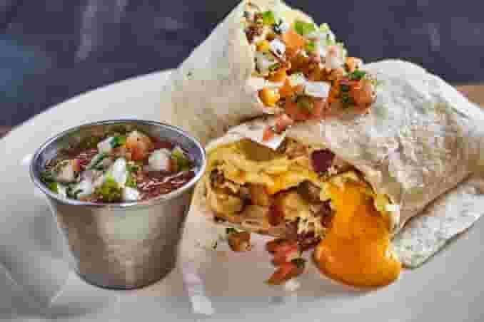 Rise and Shine Burrito