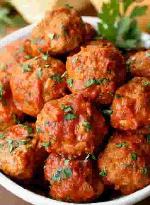 Meatball Monday Melt!