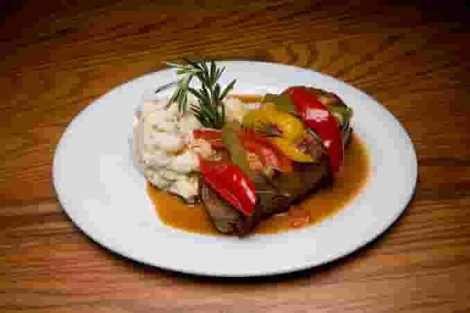 Sicilian Style Pork Chop