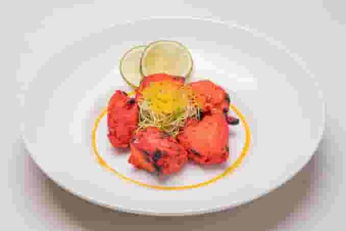 Chicken Tikka Kabob