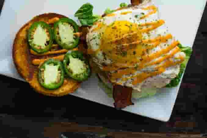 Cruisers burger