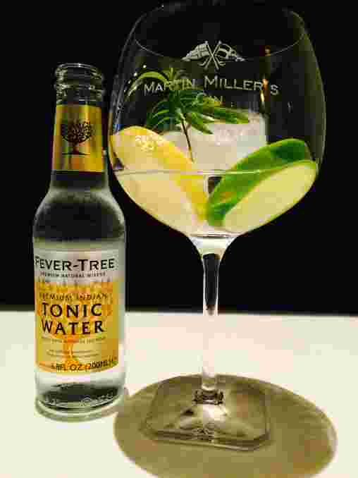 The Best Ever Gin & Tonic