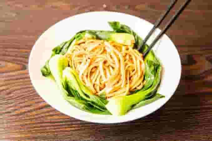 Cold Noodles 凉面