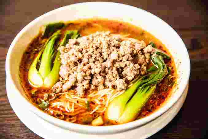 Spicy Sour Soup Noodles 酸辣汤面