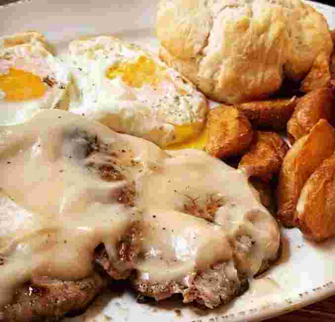 Pork and Eggs