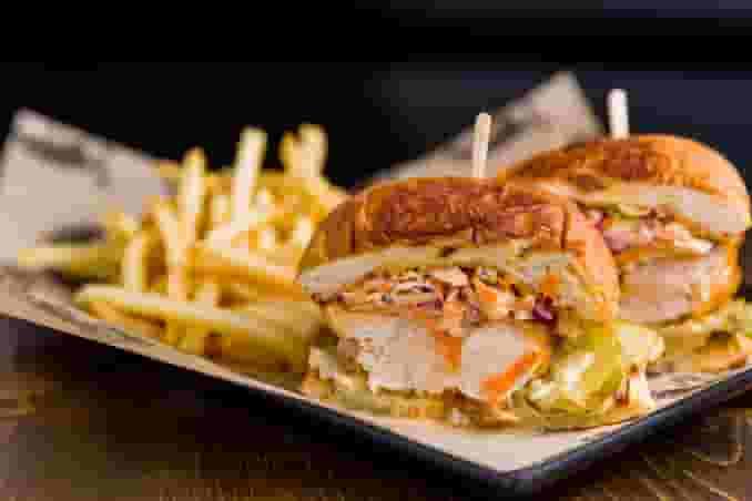 Fried Chicken Sandwich | or Spicy