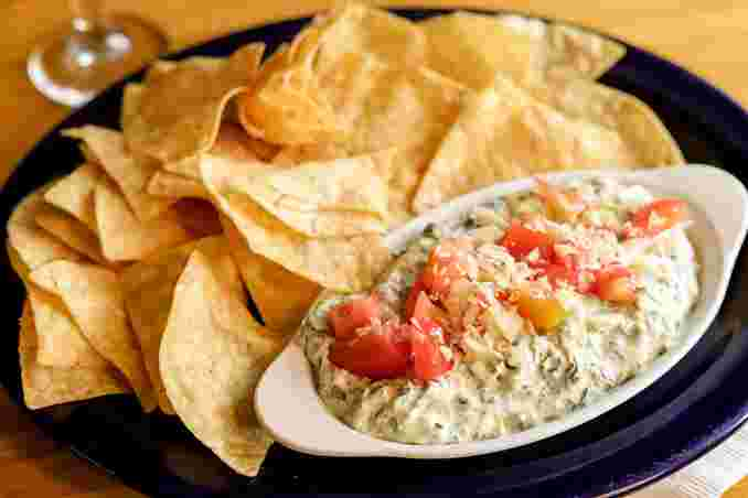 Hope's Spinach Dip