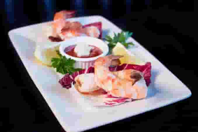 Chilled Jumbo Shrimp Cocktail (4)