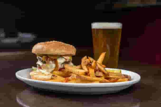 big mc10 burger