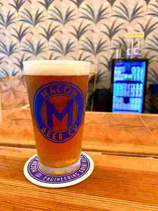 Macon Progress 6% (Pale Ale)