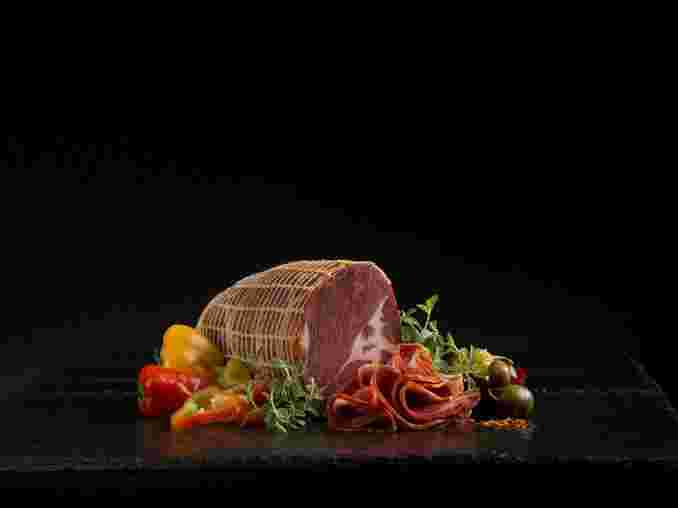 Hot Uncured Capocollo