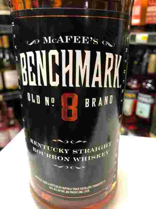 McAfee's Benchmark Old NO. 8 Bourbon