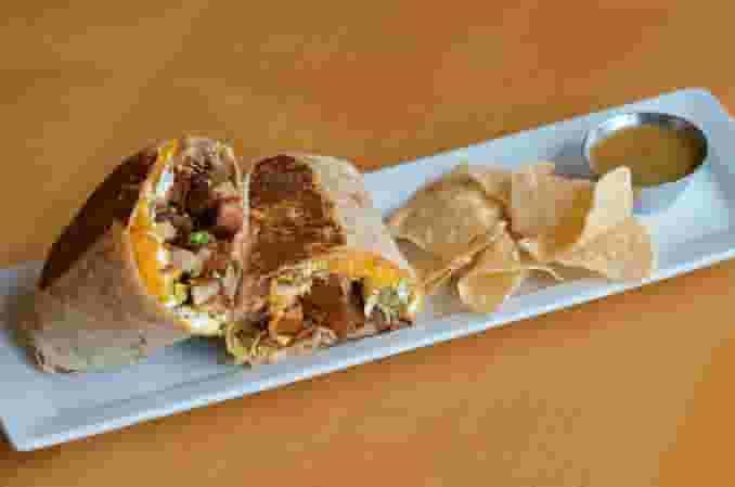 Rincon Breakfast Burrito