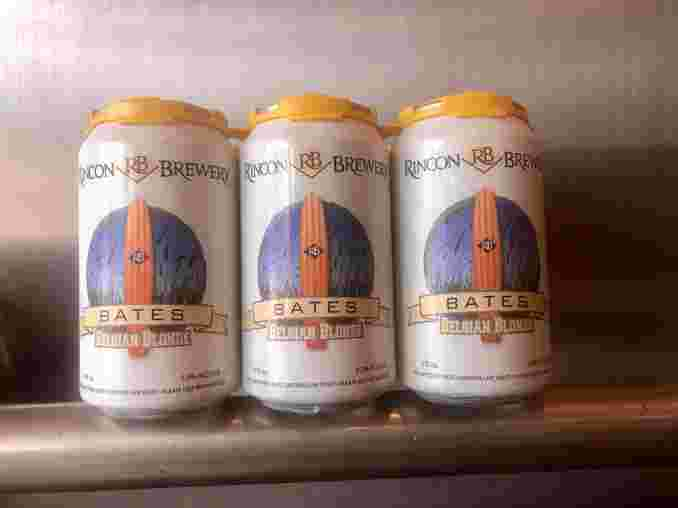 Bates Belgian Blonde 6pack