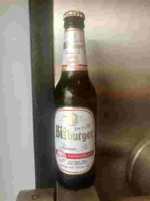 "Bitburger ""Drive"" N/A Beer"