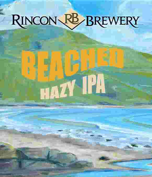 Beached Hazy IPA