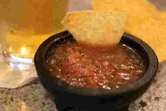 House Made Chips/Salsa