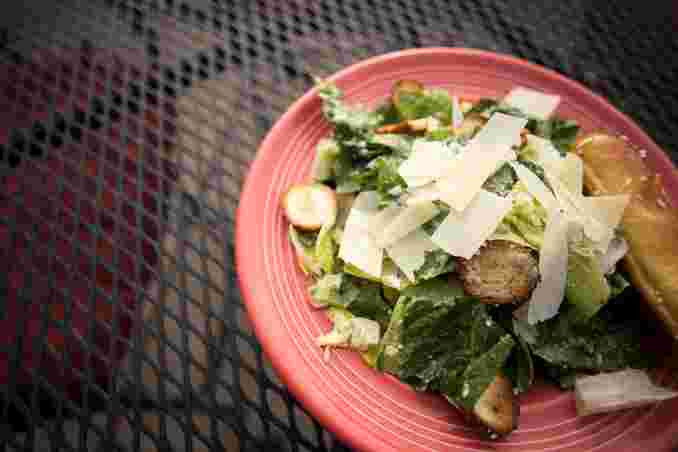Old World Caesar Salad