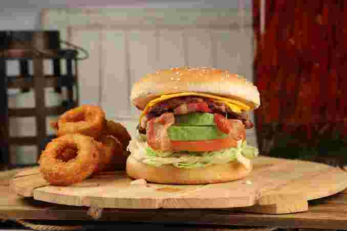 "The ""Little"" Burger Combo"