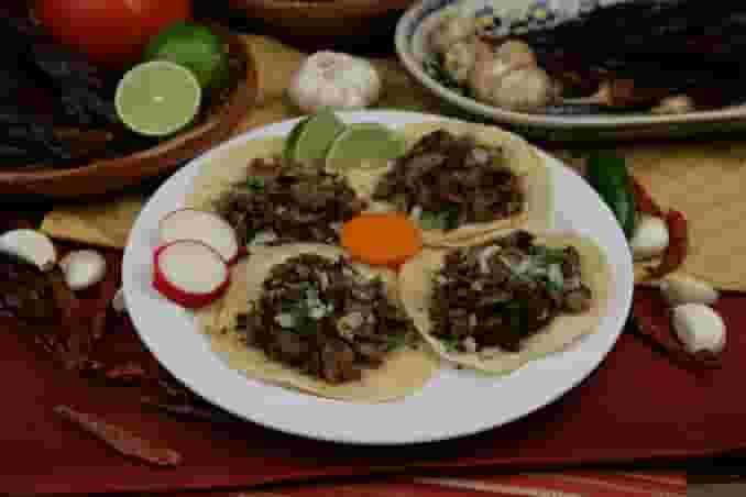 22. Taco Plate