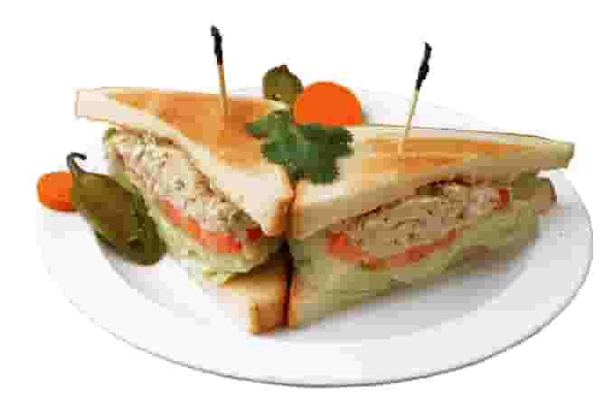 70. Tuna Sandwich