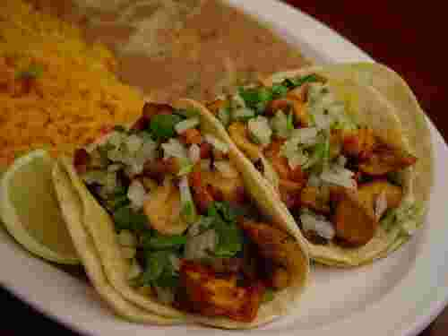 23. Two Tacos Plate