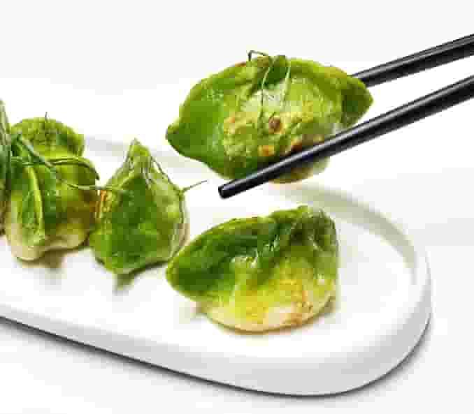 Fish Dumpling