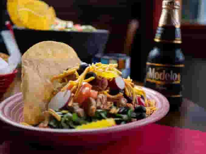 Acapulco Taco Salad