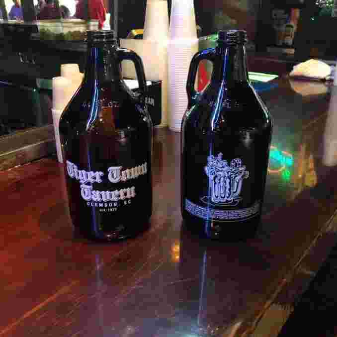 Growlers for sale