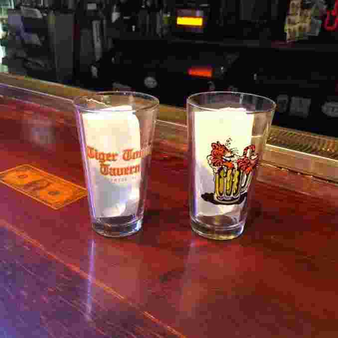 Tiger Town Glasses for sale