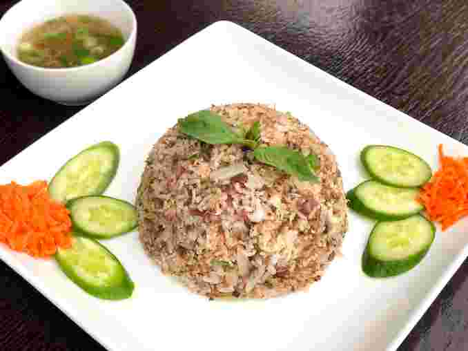 Oxtail Fried Rice