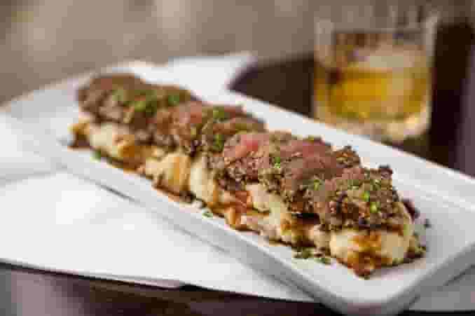 Filet Mignon Sashimi