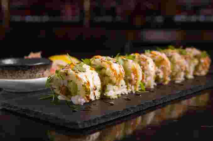 Lobster Crunch Roll