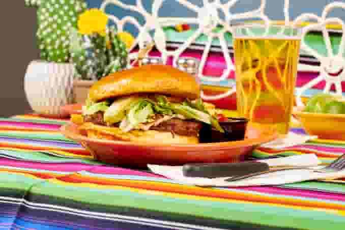 Las Palmas Burger